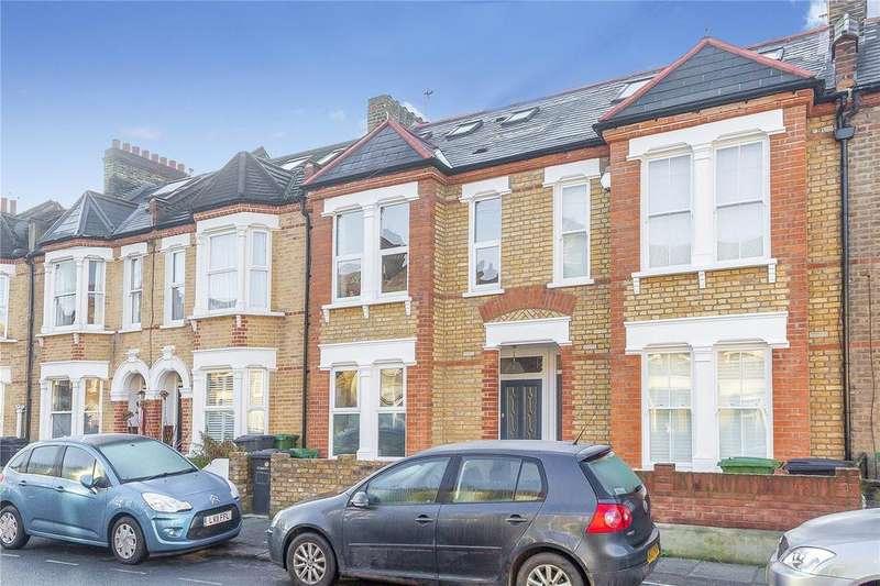 4 Bedrooms Terraced House for sale in Fernbrook Road, London, SE13
