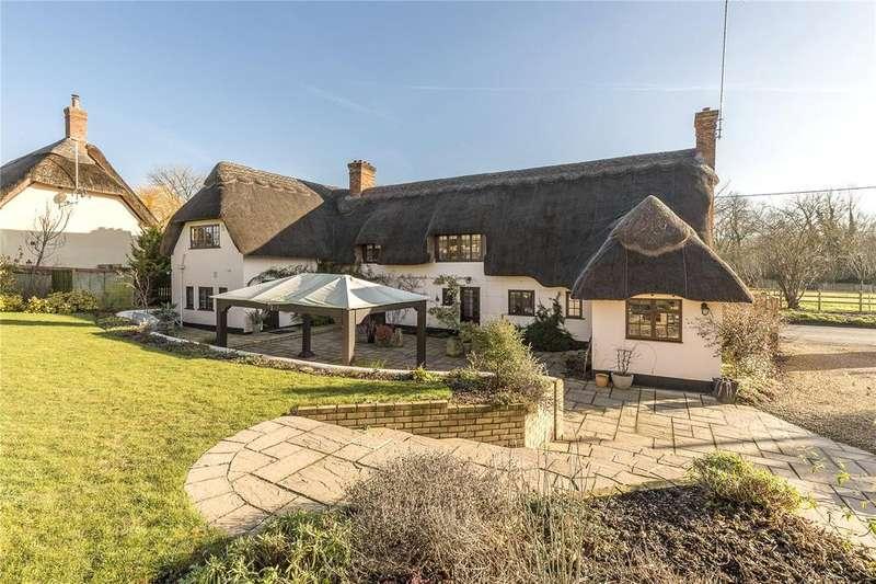 4 Bedrooms Detached House for sale in West Amesbury, Salisbury, Wiltshire, SP4