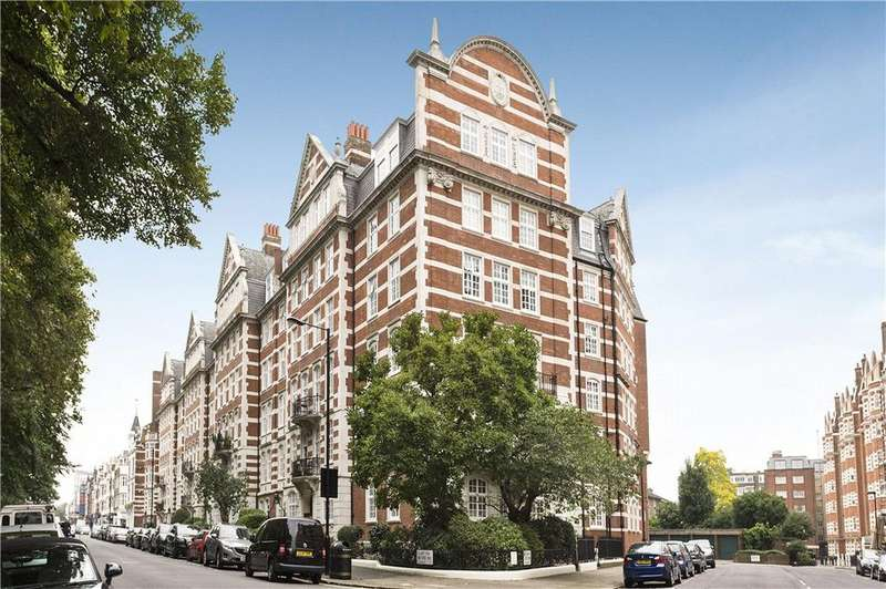 2 Bedrooms Flat for sale in Hanover House, Greenberry Street, St John's Wood, London, NW8