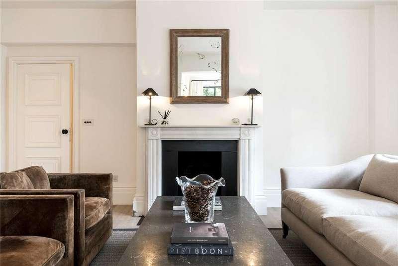 2 Bedrooms Apartment Flat for sale in Shrewsbury House, Cheyne Walk, London, SW3