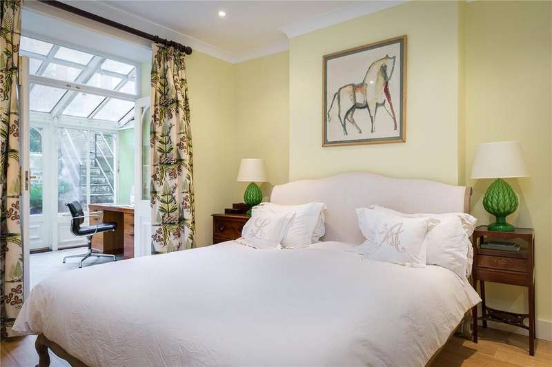 2 Bedrooms Apartment Flat for sale in Nevern Square, London, SW5