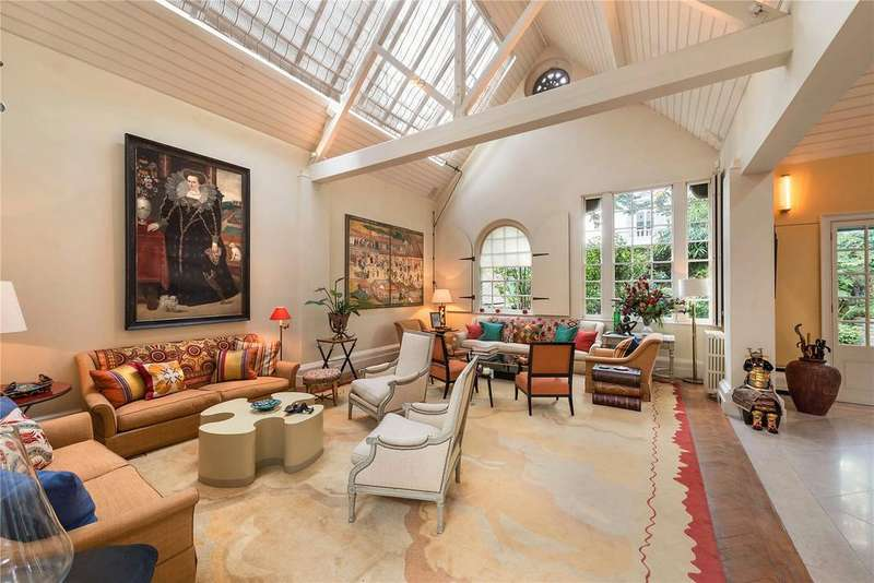 5 Bedrooms Terraced House for sale in Cathcart Road, London, SW10