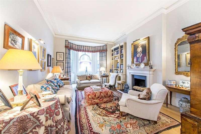 2 Bedrooms Maisonette Flat for sale in Roland Gardens, London, SW7