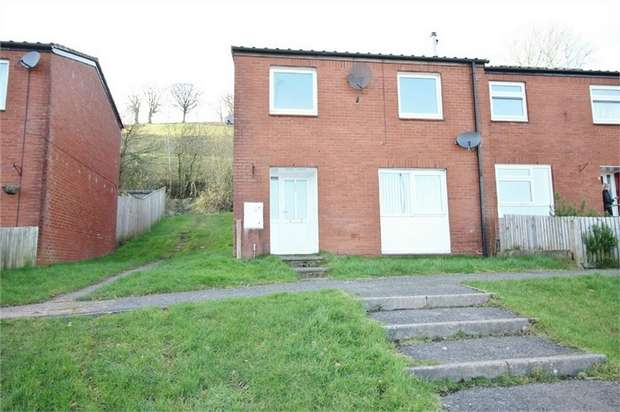 3 Bedrooms Semi Detached House for sale in Monnow Court, Thornhill, Cwmbran, Torfaen