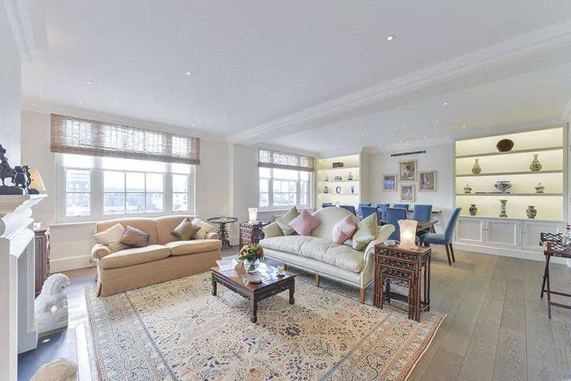 4 Bedrooms Flat for sale in Bryanston Court, George Street, Marylebone, London, W1H