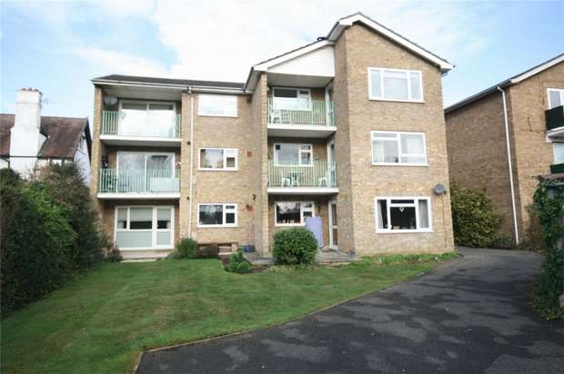 2 Bedrooms Flat for sale in Ashlea House, Fordbridge Road, Ashford, Surrey