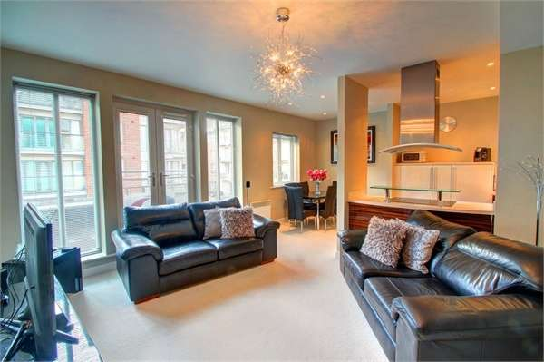 2 Bedrooms Flat for sale in Tranquil House, Gateshead, Tyne and Wear, UK