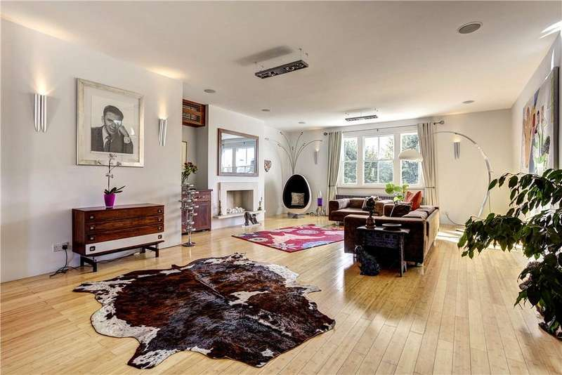 5 Bedrooms Maisonette Flat for sale in Redcliffe Gardens, South Kensington, London, SW10