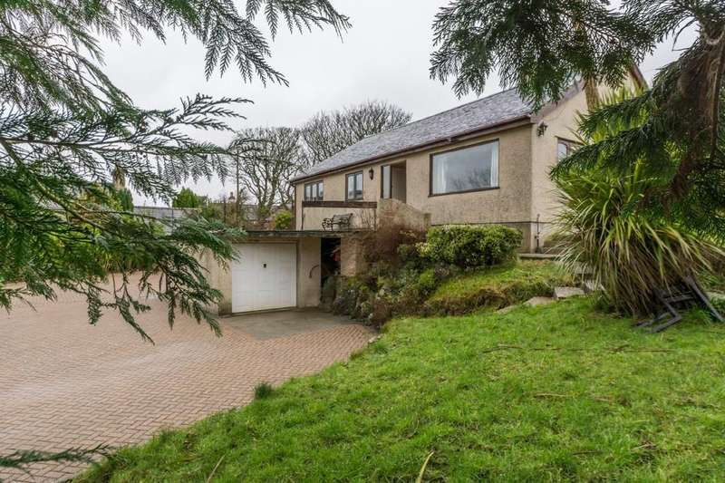 3 Bedrooms Detached Bungalow for sale in Brynteg, Benllech, North Wales