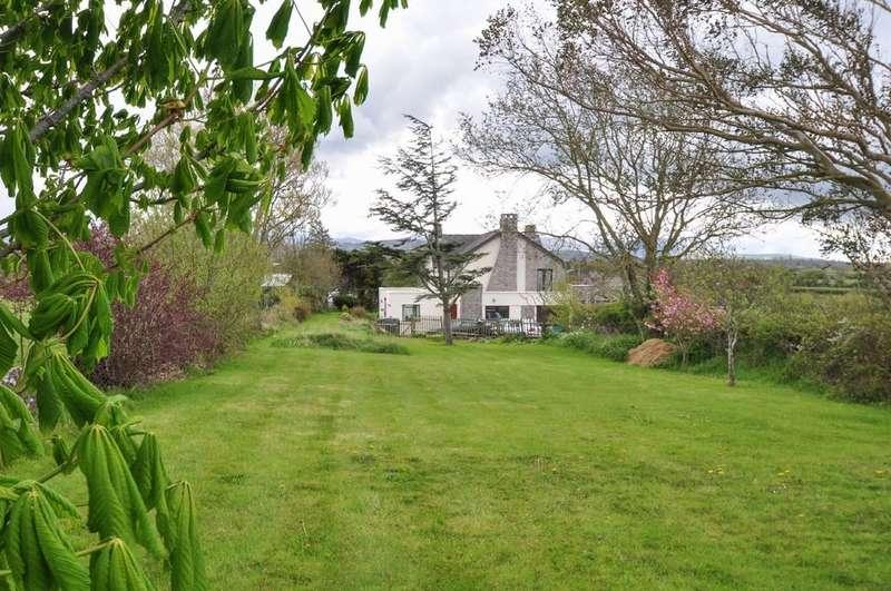 4 Bedrooms Detached House for sale in Penrhyn, Llanfaglan, Caernarfon, Gwynedd