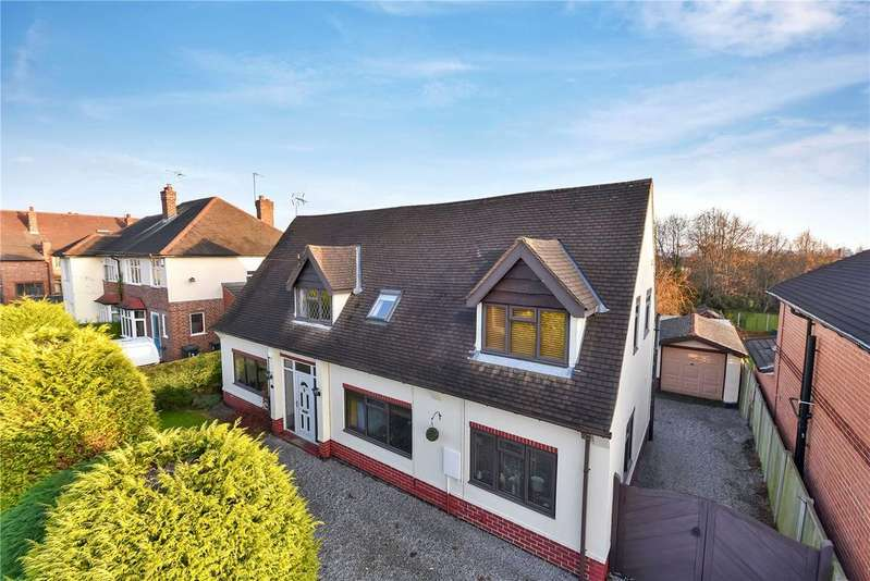 4 Bedrooms Detached House for sale in Orton Avenue, Bramcote, Nottingham