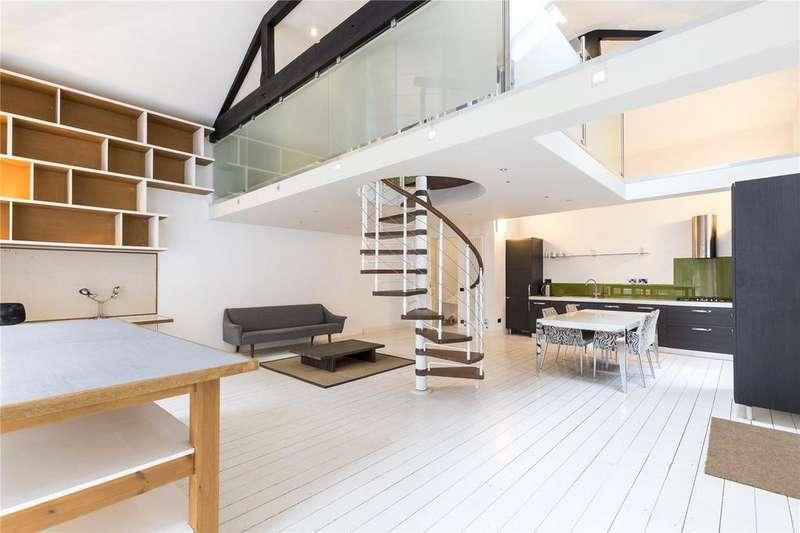 1 Bedroom Flat for sale in The Old Laundry, Alexander Studios, Haydon Way, London