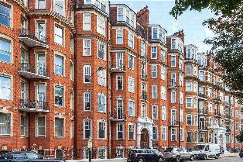 4 Bedrooms Flat for sale in Zetland House, Marloes Road, London