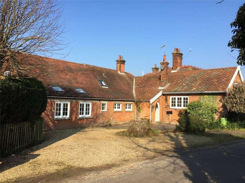 4 Bedrooms Semi Detached House for sale in Harkstead, Ipswich, Suffolk, IP9