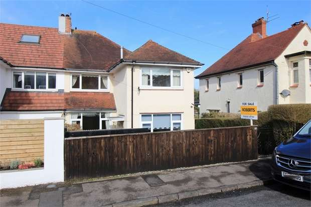 4 Bedrooms Semi Detached House for sale in Woodville Road, NEWPORT