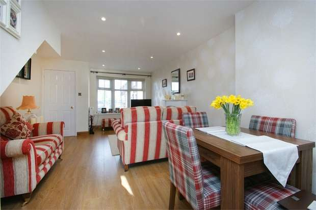 2 Bedrooms End Of Terrace House for sale in Cayley Close