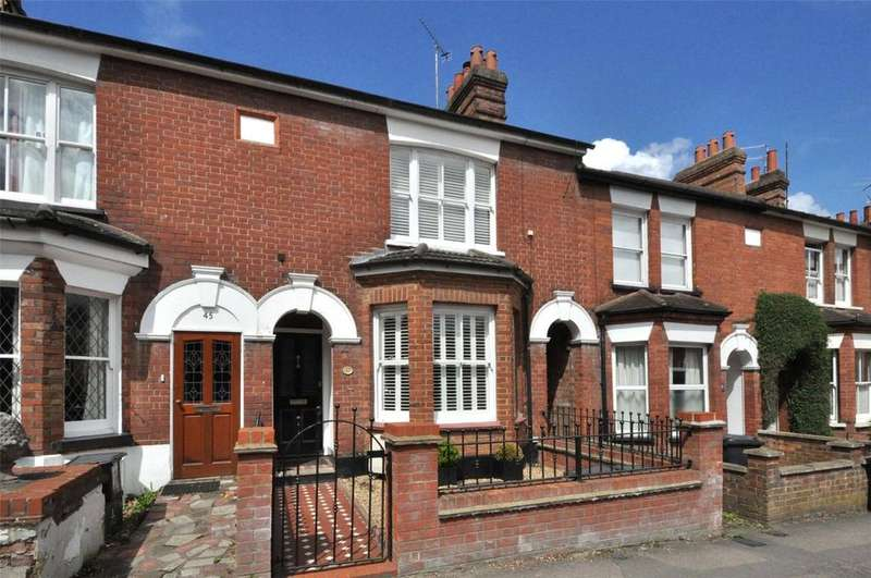 4 Bedrooms House for sale in Normandy Road, St. Albans, Hertfordshire