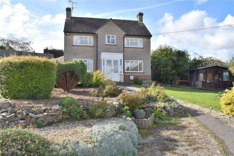 4 Bedrooms Detached House for sale in Greens Cross Drive, Beaminster, Dorset