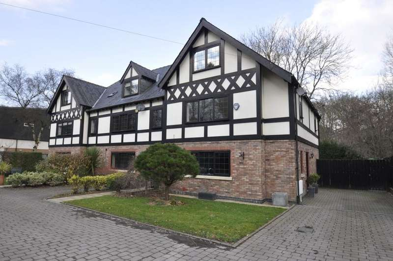 4 Bedrooms Mews House for sale in Bridge Lane, Bramhall
