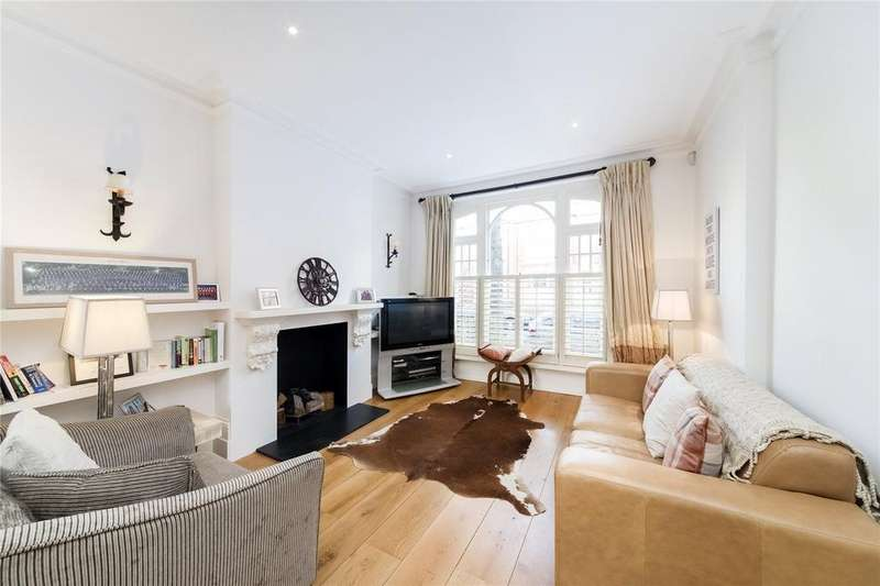 3 Bedrooms Flat for sale in Chipstead Street, Peterborough Estate, Parsons Green, Fulham, SW6