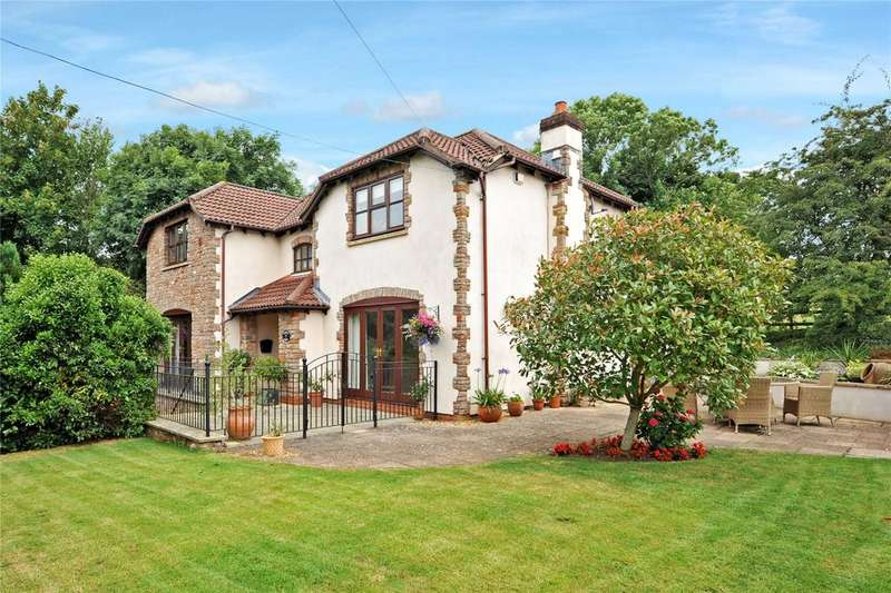 4 Bedrooms Detached House for sale in Norton Lane, Chew Magna, Bristol, BS40