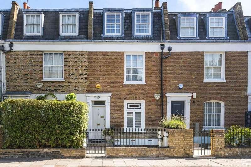 4 Bedrooms Terraced House for sale in Battersea Church Road, Battersea Park, London