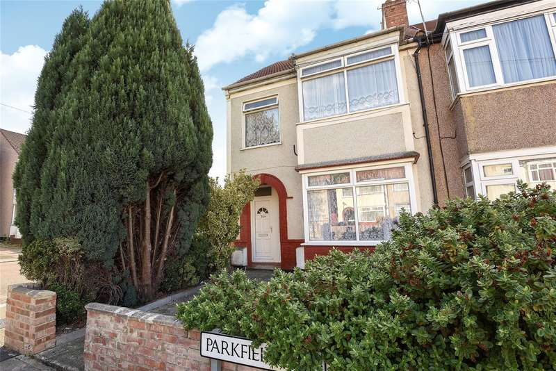 3 Bedrooms Maisonette Flat for sale in Parkfield Road, Harrow, Middlesex, HA2