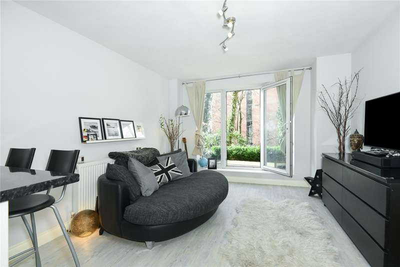 1 Bedroom Apartment Flat for sale in Riverbank Point, 114 High Street, Uxbridge, Middlesex, UB8