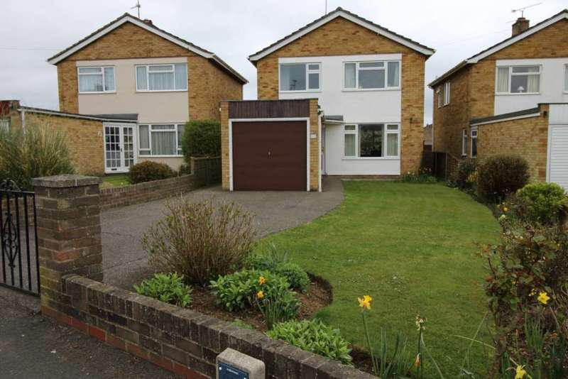 3 Bedrooms Detached House for sale in Honeywood Avenue, Coggeshall