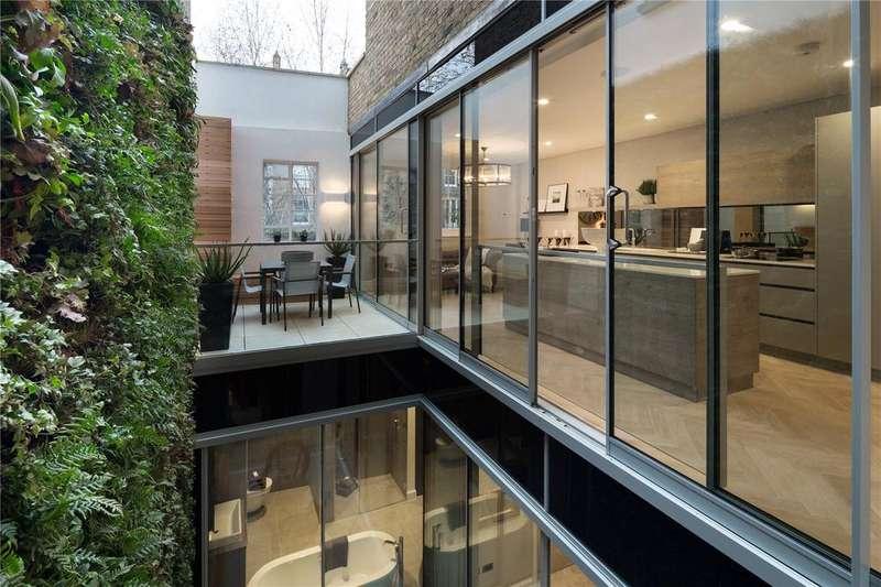 3 Bedrooms Flat for sale in Linden Gardens, London