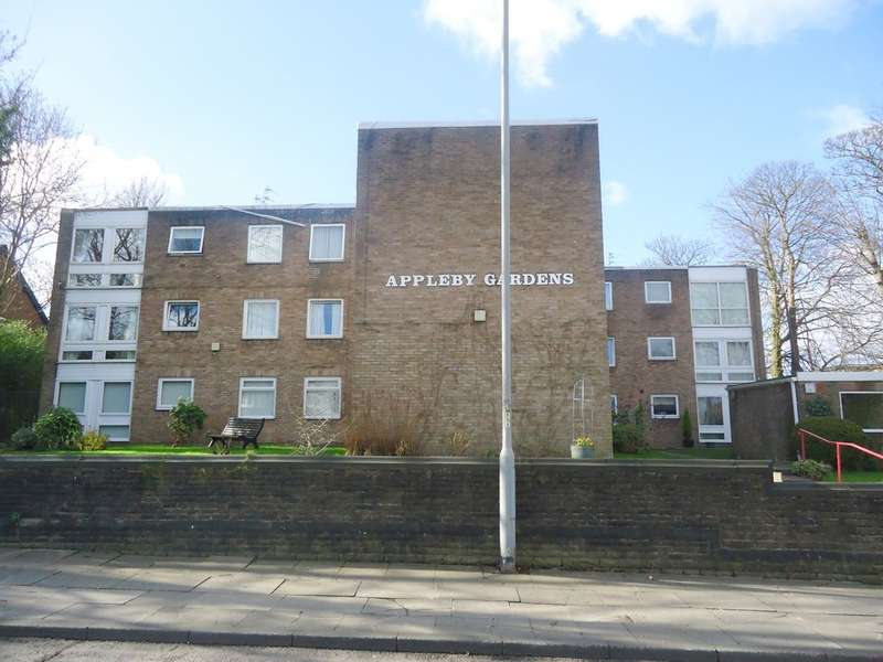 1 Bedroom Ground Flat for sale in Appleby Gardens, Bury, BL9
