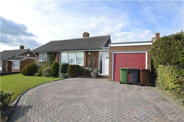 3 Bedrooms Detached Bungalow for sale in Parkstone Road, HASTINGS, East Sussex, TN34