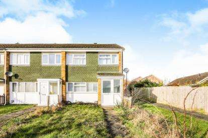 3 Bedrooms End Of Terrace House for sale in Parkfield, Letchworth Garden City, Hertfordshire, United Kingdom