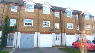 4 Bedrooms Terraced House for sale in Lynley Close, Maidstone, Kent