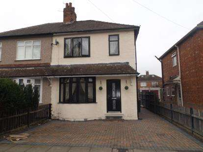 2 Bedrooms Semi Detached House for sale in Hewitson Road, Darlington