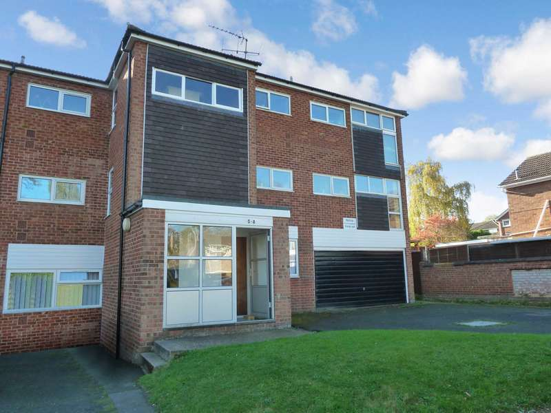 2 Bedrooms Flat for sale in Bideford Court, Bideford Green