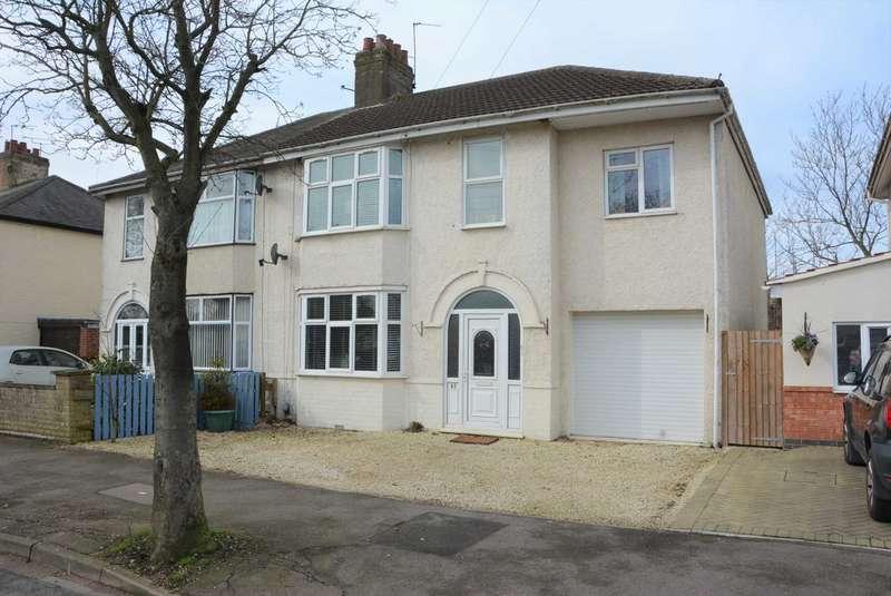 5 Bedrooms Semi Detached House for sale in Eastlands Road, Hillmorton
