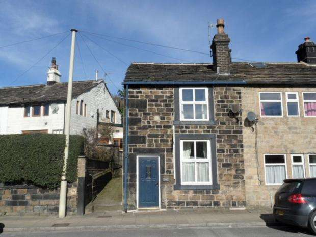 2 Bedrooms Semi Detached House for sale in HALIFAX ROAD CALDERDALE