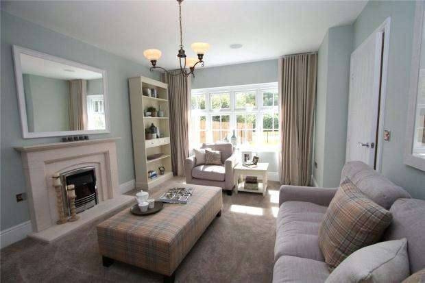 5 Bedrooms House for sale in Sanderson Manor, Hauxton Meadows, Cambridgeshire