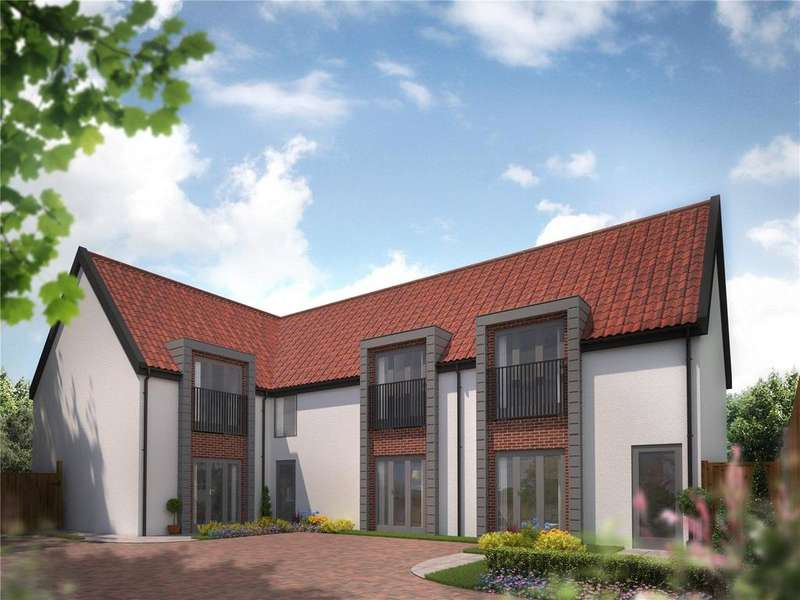 1 Bedroom Flat for sale in Plot 7 Victoria Grove, 119 Plumstead Road, Norwich, NR1