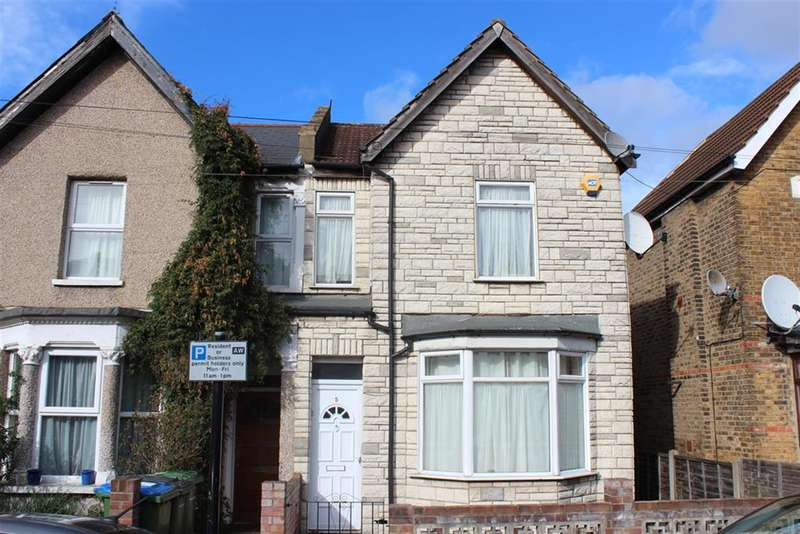 3 Bedrooms Semi Detached House for sale in Abbey Grove, Abbey Wood, London, SE2 9EU