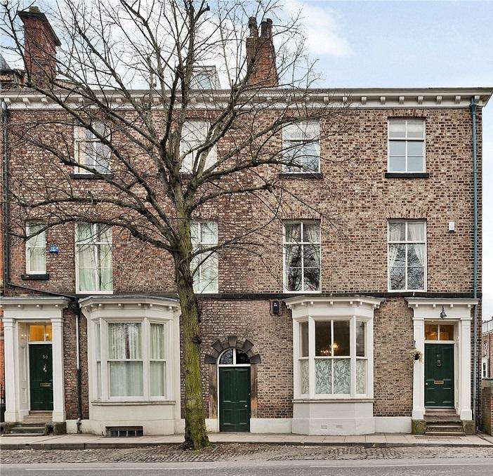 5 Bedrooms Unique Property for sale in Bootham, York, YO30