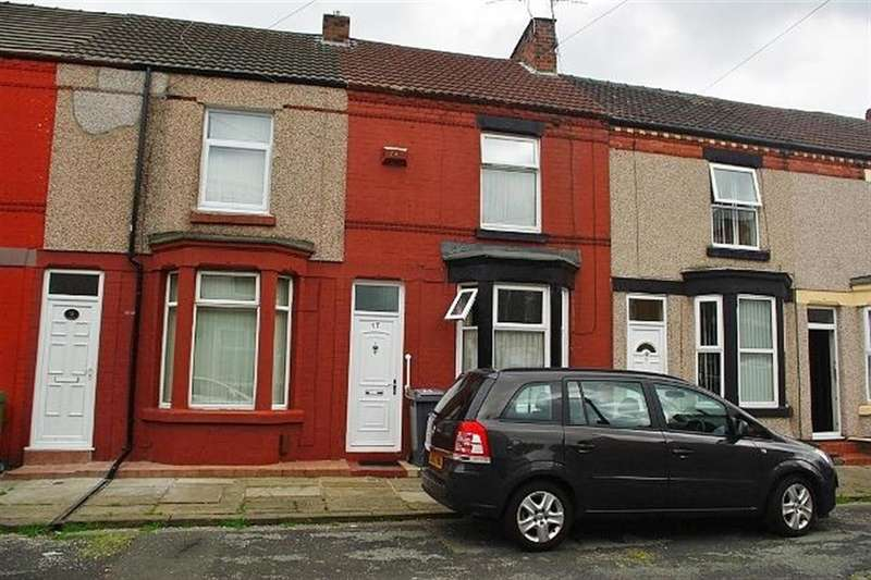 2 Bedrooms Terraced House for sale in Harrowby Road South, Tranmere, CH42 7HY