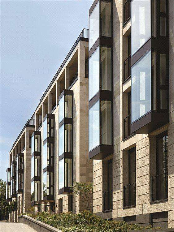 2 Bedrooms Flat for sale in 50 St Edmund's Terrace, London, NW8