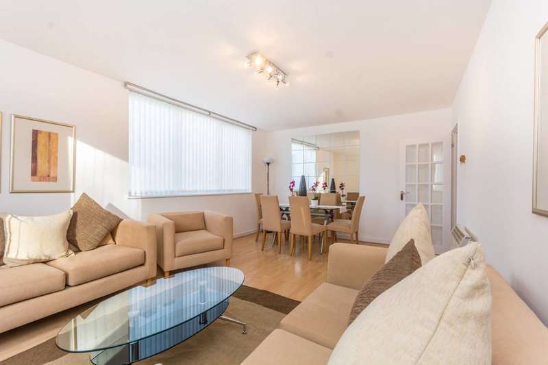 2 Bedrooms Flat for sale in Dinerman Court, Swiss Cottage, NW8
