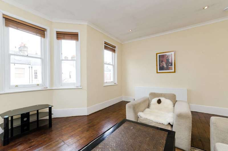 3 Bedrooms Maisonette Flat for sale in Sedlescombe Road, West Brompton, SW6