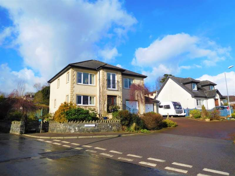 4 Bedrooms Detached House for sale in 1 Abbeyhill, Dhailling Road, Kirn, PA23 8FG