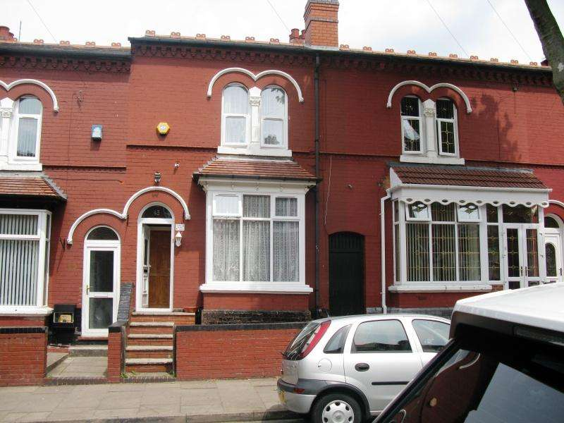 3 Bedrooms Terraced House for sale in MOSTYN RD, HANDSWORTH, BIRMINGHAM, B21