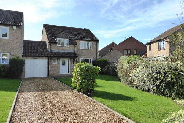 3 Bedrooms Link Detached House for sale in St. Benedicts Mount, West Hunsbury, Northampton, NN4
