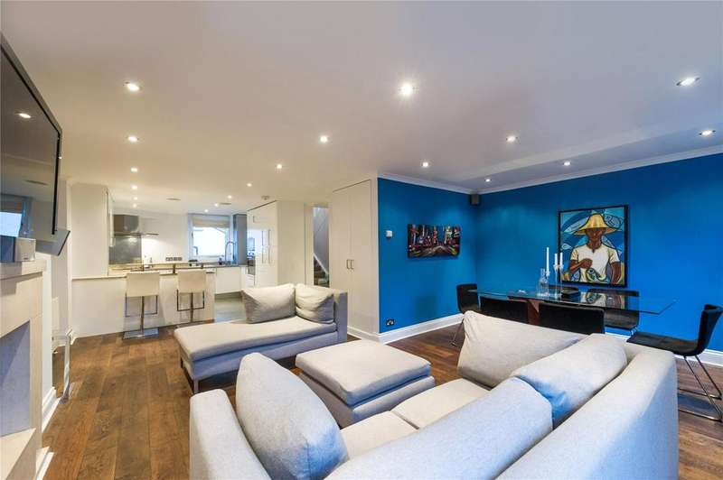 2 Bedrooms Flat for sale in Goodge Street, Fitzrovia, London, W1T